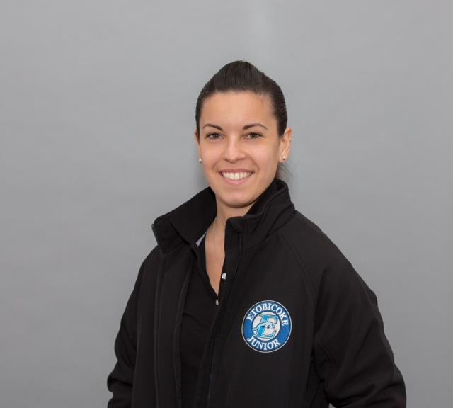 Jess Turi – Etobicoke Juniors Head Coach