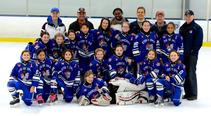 Atom B take Silver at the Scarborough Sharks New Years Classic