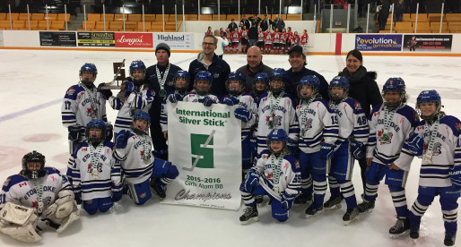 Dolphins Atom BB take Silver Stick
