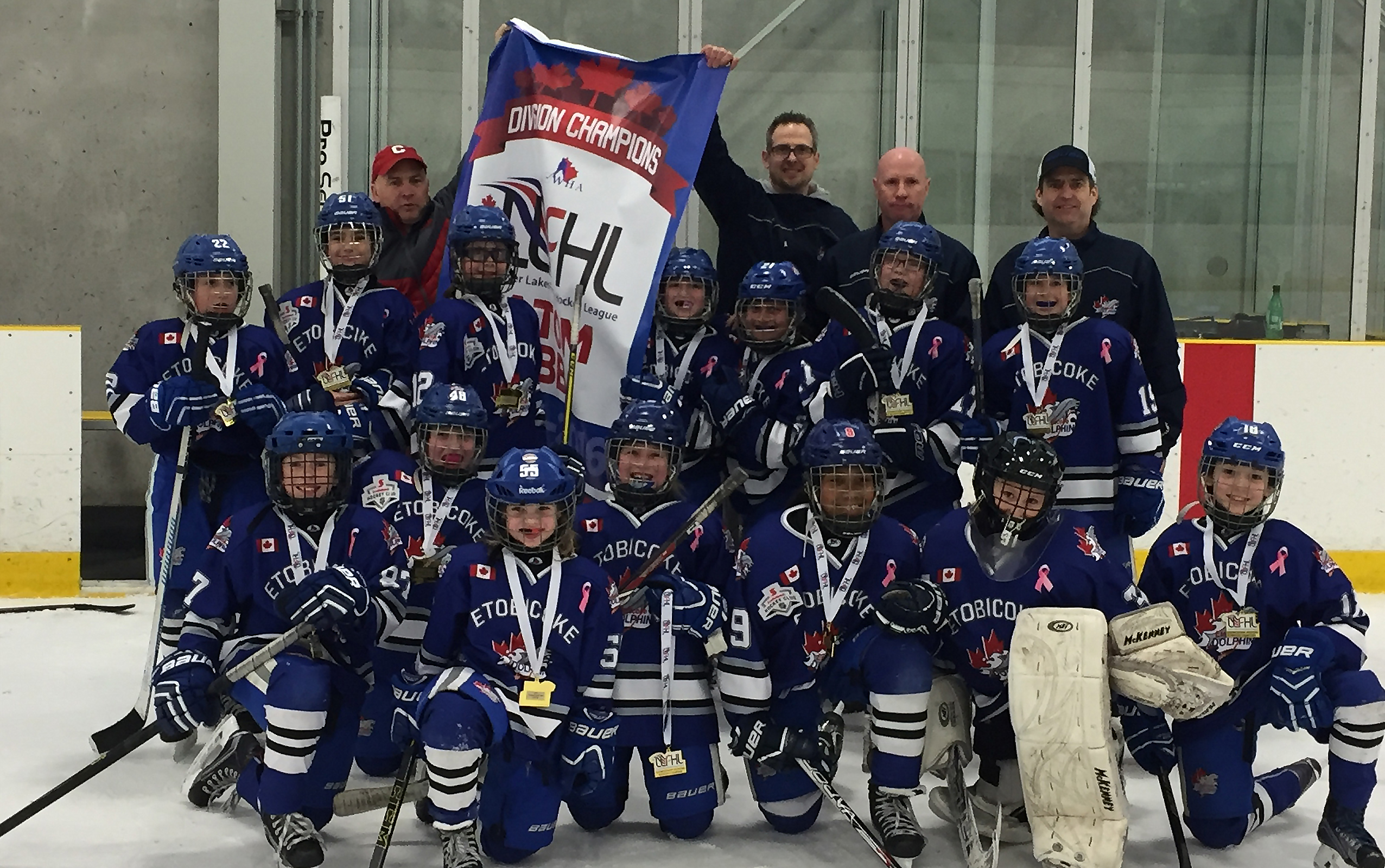 Atom BBs are Lower Lakes Champions