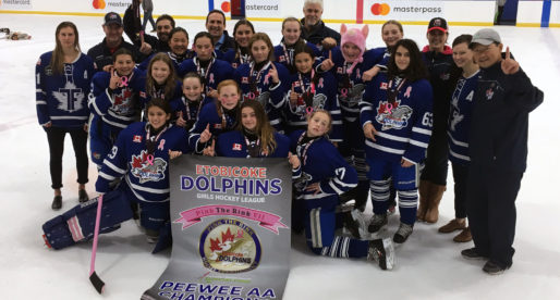 PWAA PTR7 Gold Medal Champions