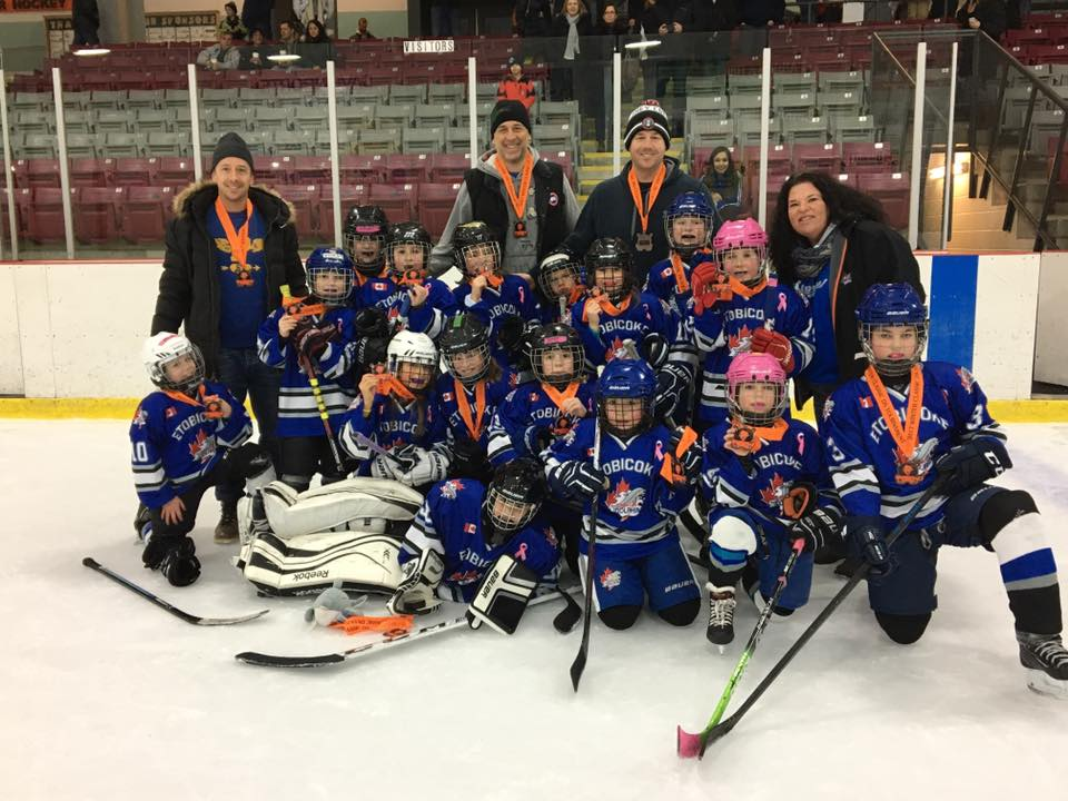 Novice DS wins Bronze in the Orangeville Winter Classic