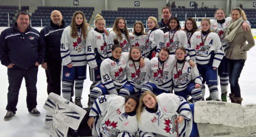 Bantam BB win Silver at the London Devilettes Tournament