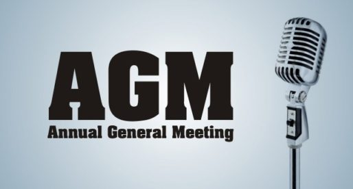 Dolphins Annual General Meeting – May 29th