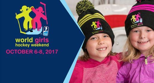 World Girls Hockey Weekend – October 6-8, 2017