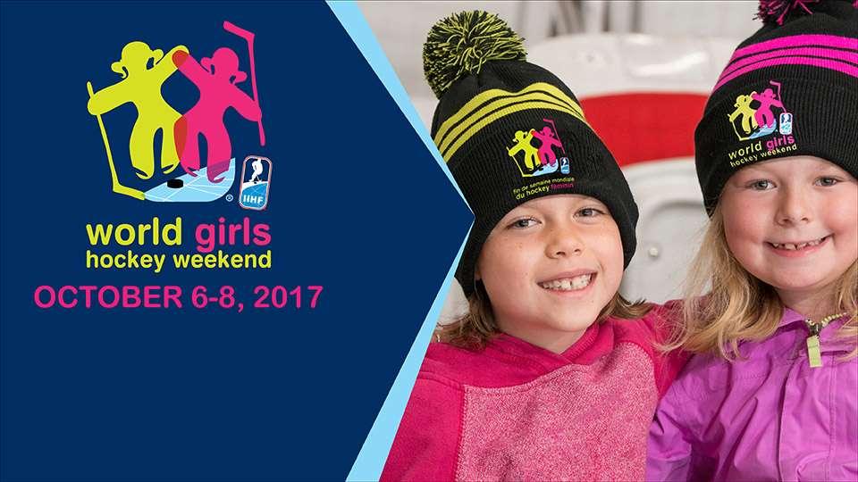 World Girls Hockey Weekend – October 6-8, 2017