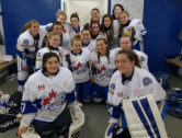 Midget BB win Silver at Caledon Tournament