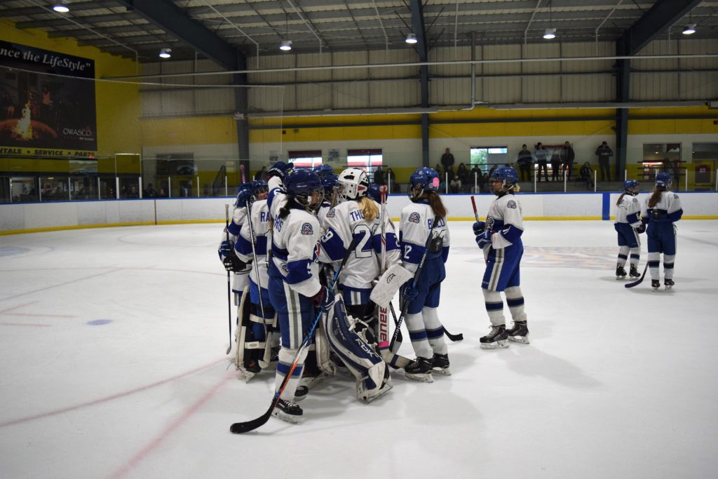 Etobicoke Dolphins PWA win Silver at Whiby Tournament of