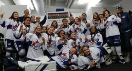 PeeWee B win Gold at the 2018 Caledon Place To B Tournament