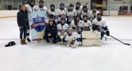 Senior A Wins Gold in Ancaster