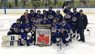 Senior A Golden in Whitby