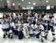 PeeWee B win Silver in the Can Am U12 in Montreal