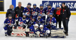 Midget A win Bronze at 2018 Mississauga Winter Classic