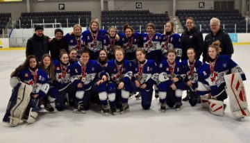 Midget A wins Silver at London Tournament