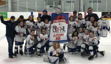 Atom BB win Gold at Lower Lakes