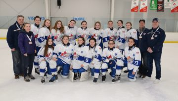 Bantam B win Bronze at Lower Lakes