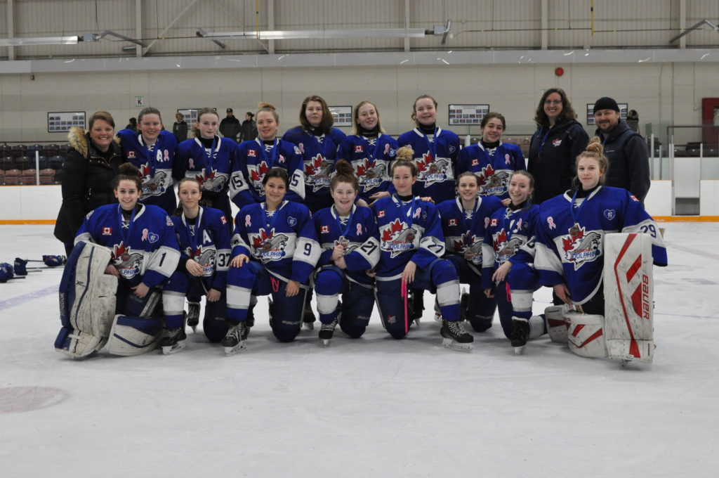 Midget A Wins Silver At The 40th Toronto Leaside Tournament