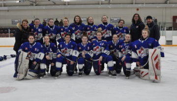 Etobicoke Dolphins Girls Hockey League Part 3