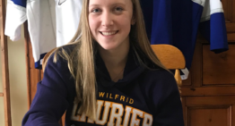 Emily Lange Midget AA Commits to Wilfrid Laurier