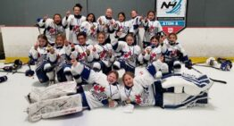 Atom A win Gold at the North Halton Tournament 2019