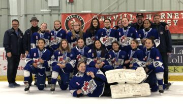 Bantam BB Silver Oakville Hornets 2019 Harvest Tournament
