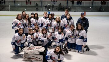 PeeWee BBs take home Gold at the Detroit Motown Classic