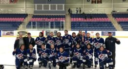 PeeWee BB have clinched 1st in their division