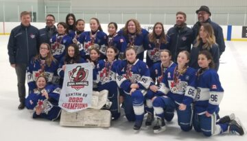 Bantam BB win Gold at the London 2020 tournament