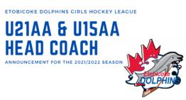 U21AA & U15AA Head Coach Announcement