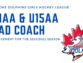 U21AA & U15AA Head Coach Announcement