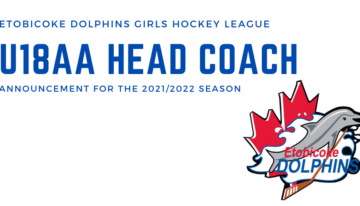 U18 AA Head Coaching Announcement