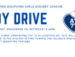 Dolphins Toy Drive